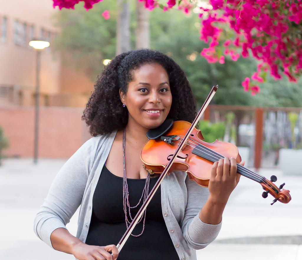 Patricia Cole, Violinist, Instructor