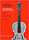 Galamanian Scales Contemporary Violin