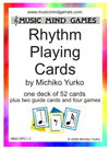 Rhythm Playing Cards