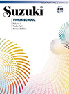 Suzuki Violin Lesson Book & CD, Vol. 6