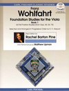 Wohlfahrt-Foundation Studies Book 1 Viola
