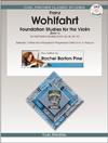 Wohlfahrt Foundation Violin