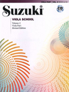 Suzuki Viola Book & CD, Vol. 2