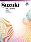 Suzuki Viola Book & CD, Vol. 3